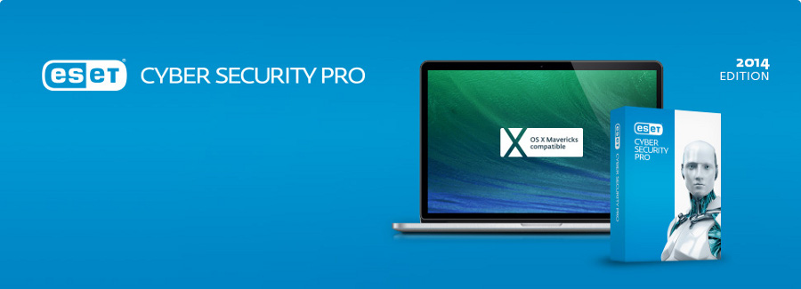 ESET Cyber​​ Security Pro for Mac 6.5.600.3 序号版 - ESET出品的杀毒软件